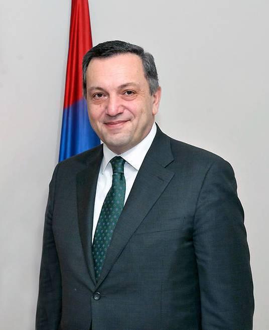ՀՀ վարչապետի որոշումը Ավետ Ադոնցին արտաքին գործերի նախարարի տեղակալ նշանակելու մասին