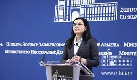 Answer by Anna Naghdalyan, the Spokesperson of the Foreign Ministry of Armenia, to a question on the 30th anniversary of the anti-Armenian  pogroms in Baku