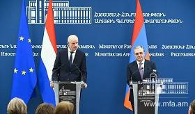 Remarks and answers to the questions of journalist by the Foreign Minister of Armenia at the joint press conference with the Foreign Minister of the Kingdom of the Netherlands