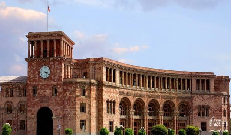 ՀՀ սահմանային անցակետերով Հայաստանի տարածք օտարերկրացիների մուտքի արգելքի մասին կառավարության որոշման վերաբերյալ
