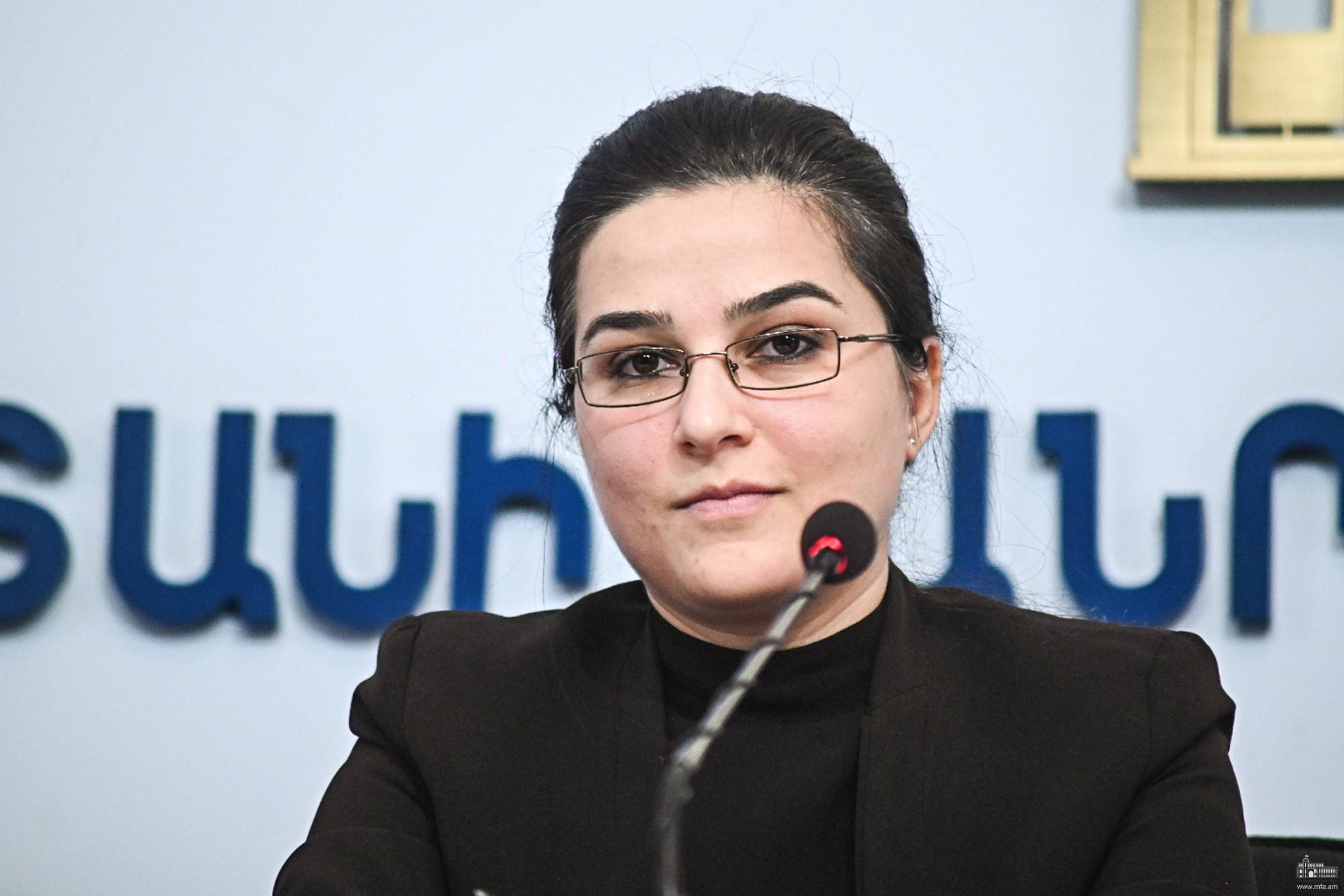 Комментарий пресс-секретаря МИД РА относительно принятой Сенатом Чехии резолюции