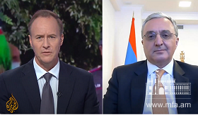 Interview of Zohrab Mnatsakanyan, Foreign Minister of Armenia, to Al Jazeera