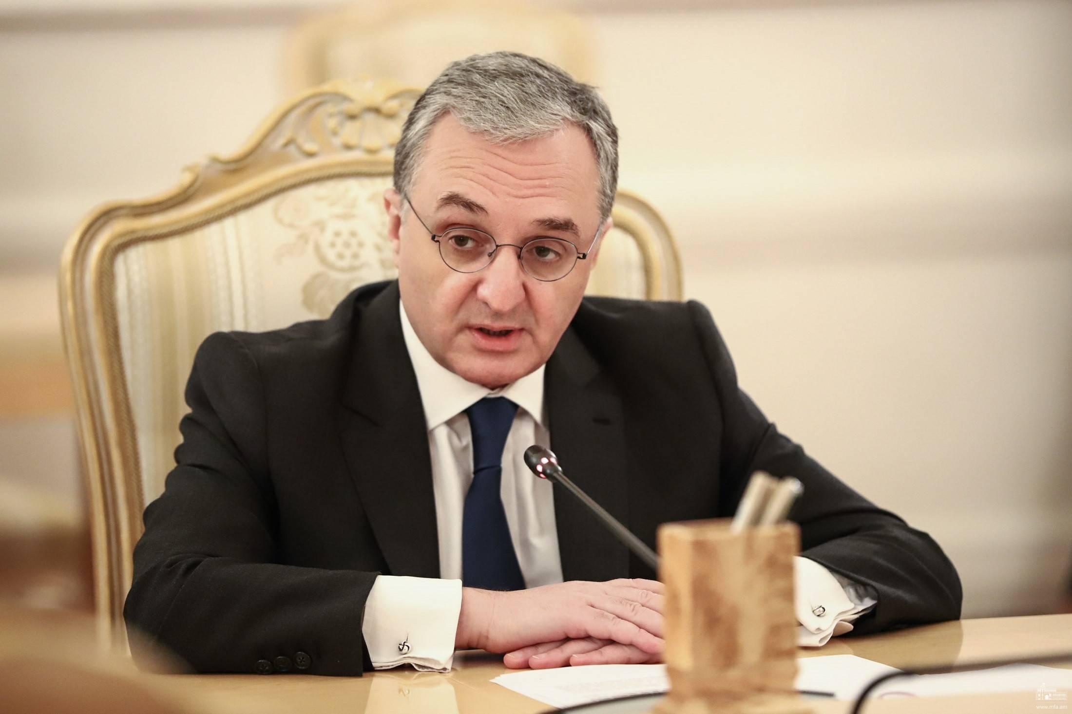 Foreign Minister Zohrab Mnatsakanyan's interview to BBC Newshour