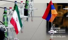 Political consultations between Foreign Ministries of Armenia and Iran