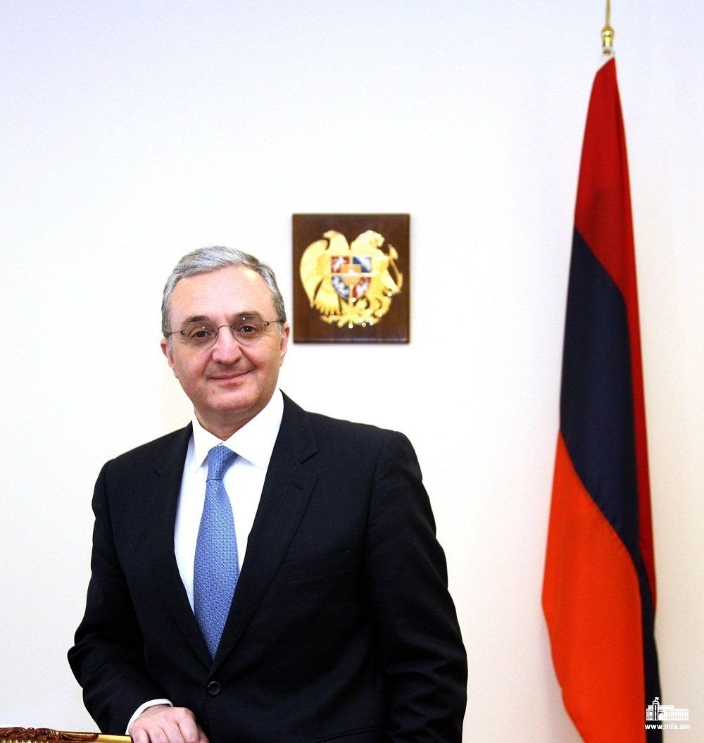 Zohrab Mnatsakanyan continues receiving congratulatory messages on his appointment as Foreign Minister