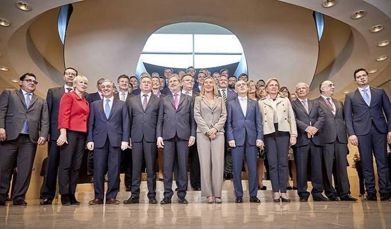 Զոհրաբ Մնացականյանը մասնակցեց Արևելյան գործընկերությանն անդամակցող երկրների արտաքին գործերի նախարարների հանդիպմանը
