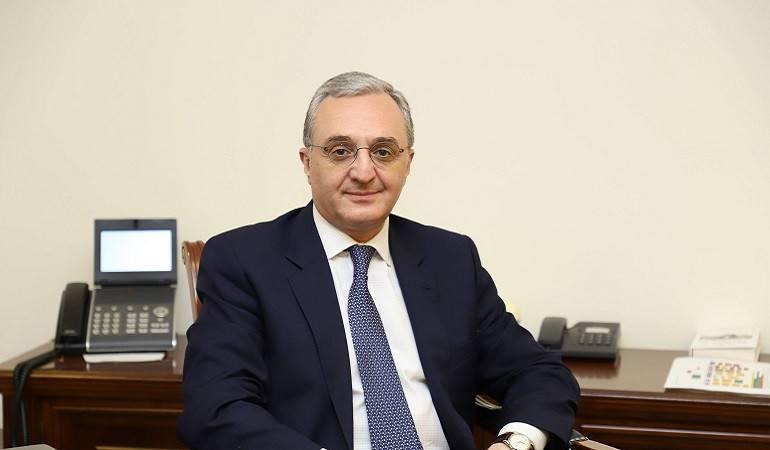 ԱԳ նախարարի պաշտոնակատար Զոհրաբ Մնացականյանի հարցազրույցը «ՏԱՍՍ» լրատվական գործակալությանը