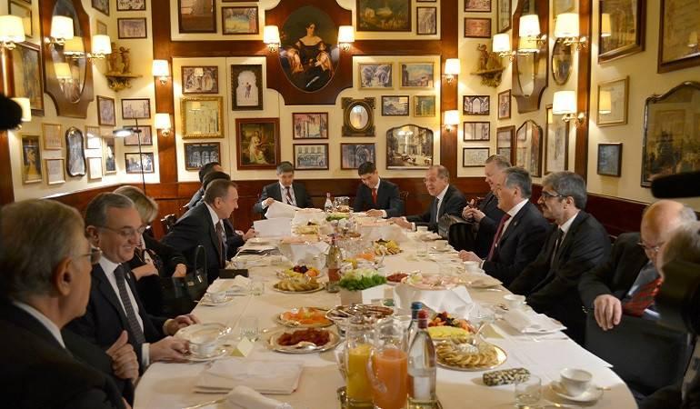 Zohrab Mnatsakanyan a participé à la réunion des ministres des Affaires étrangères des pays membres de l'Organisation du traité de sécurité collective à Milan