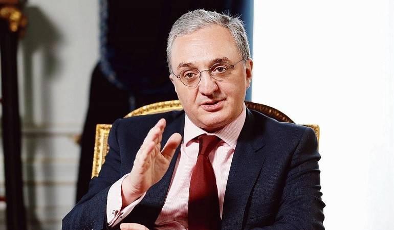 Interview du Ministre des Affaires étrangères de la République d'Arménie, Monsieur Zohrab MNATSAKANIAN au  journal français «Le Figaro»