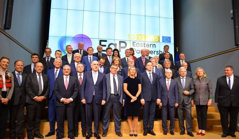 Foreign Minister Zohrab Mnatsakanyan participated in the meeting of the Eastern Partnership Foreign Ministers