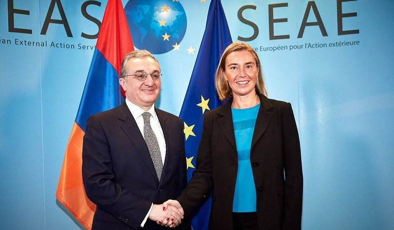Op-ed by Foreign Minister of Armenia Zohrab Mnatsakanyan to EU Observer: Armenia's Contribution to the Success of the EU's Eastern Partnership