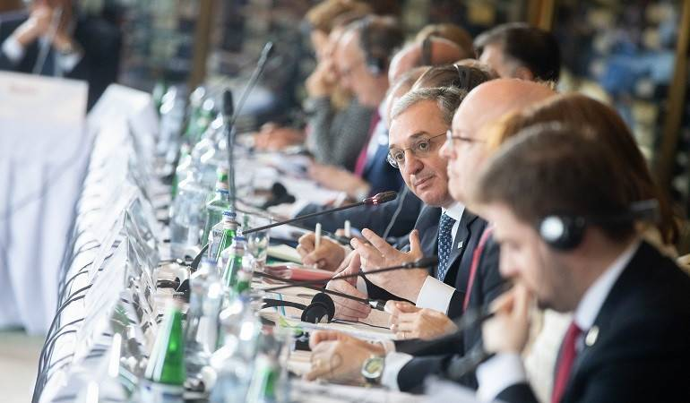 Minister of Foreign Affairs Mnatsakanyan participated in the OSCE Informal Ministerial Gathering in Slovakia
