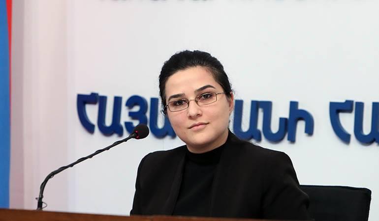Комментарий Пресс-секретаря МИД РА об армянских старшеклассниках, обучающихся в разных штатах США по программе FLEX