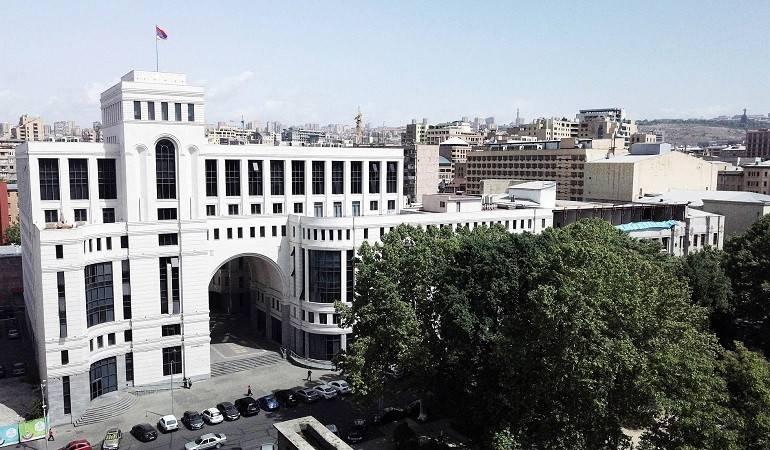 ՀՀ ԱԳՆ հայտարարությունը արտերկրում գտնվող ՀՀ քաղաքացիների վերադարձի կազմակերպման վերաբերյալ
