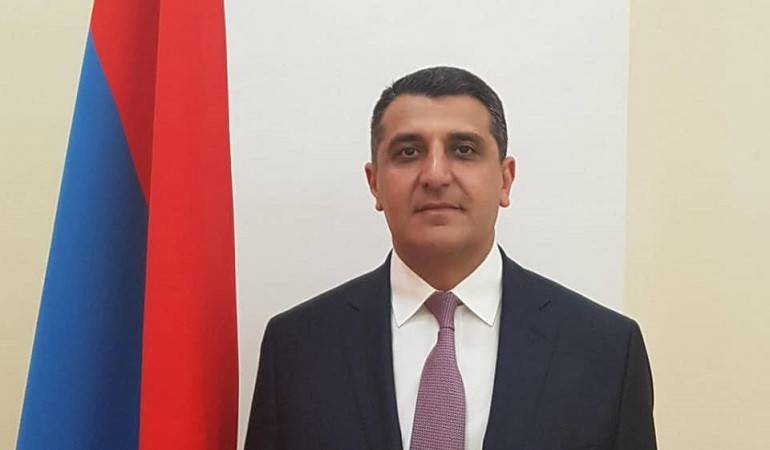 Op-ed by Varuzhan Nersesyan, ambassador of Armenia to the United States, to the National Interest