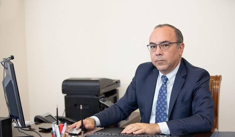 Հայաստանի արտաքին գործերի նախարարի խորհրդական Ռուբեն Կարապետյանի հարցազրույցը «Riafan.ru» Դաշնային լրատվական գործակալությանը