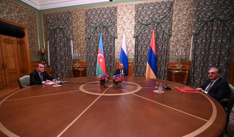 Statement by the Foreign Ministers of Russian Federation, the Republic of Armenia and the Republic of Azerbaijan
