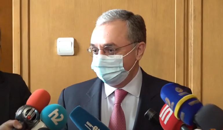 Նախարար Զոհրաբ Մնացականյանի ճեպազրույցը ԱԺ նիստից հետո