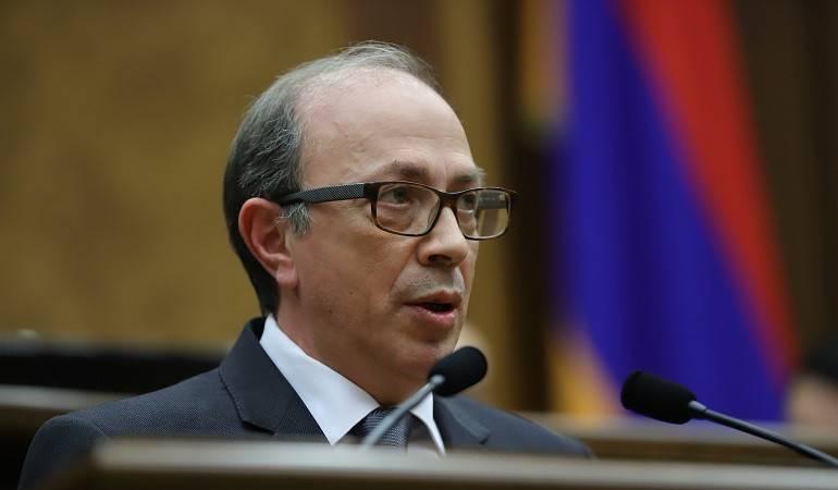 Արտգործնախարար Արա Այվազյանի պատասխանները ԱԺ պատգամավորների հարցերին Ազգային ժողովում կառավարության հետ հարցուպատասխանի ընթացքում