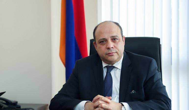 "Interview of Deputy Foreign Minister Gagik Ghalachyan to ""Armenpress"" news agency"