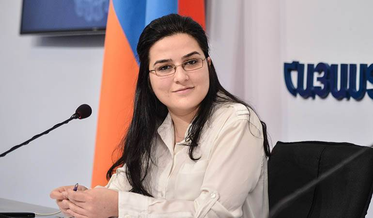 """Answers by MFA Spokesperson Anna Naghdalyan to the questions of  """"Armenpress"""" news agency"""