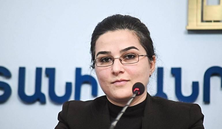 ՀՀ ԱԳՆ մամուլի խոսնակ Աննա Նաղդալյանի պատասխանը լրագրողների հարցին