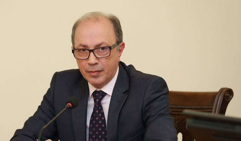 The report of the MFA of Armenia on the implementation process and the results of the Program of the Government of Armenia for 2020 at the session of the Standing Committee on Foreign Relations of the NA