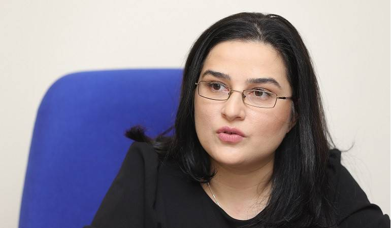 ՀՀ ԱԳՆ մամուլի խոսնակ Աննա Նաղդալյանի պատասխանը՝ ականապատ տարածքների քարտեզների վերաբերյալ Ադրբեջանի մեղադրանքների մասին լրագրողների հարցին
