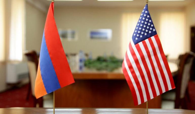 Встреча исполняющего обязанности заместителя госсекретаря США по европейским и евразийским вопросам Филипа Рикера в МИД РА