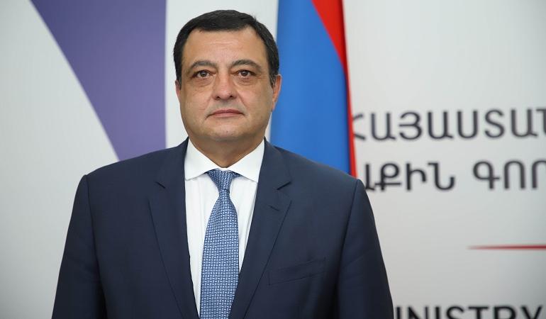 ՀՀ նախագահի հրամանագիրը Թուրքմենստանում Հայաստանի Հանրապետության արտակարգ և լիազոր դեսպան նշանակելու վերաբերյալ