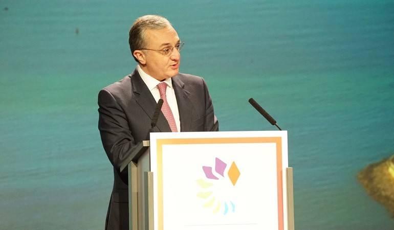 Discours d'ouverture de Zohrab Mnatsakanyan, Ministre des Affaires étrangères de la République d'Arménie, Président de la Conférence Ministérielle de la Francophonie
