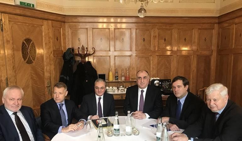 Déclaration conjointe des ministres des Affaires étrangères d'Arménie et d'Azerbaïdjan et des coprésidents du Groupe de Minsk de l'OSCE