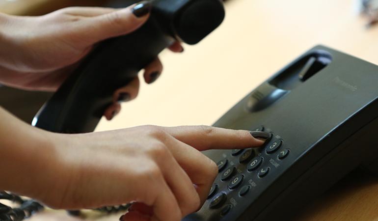 À propos des lignes téléphoniques directes des missions diplomatiques de la République d'Arménie accrédités à l'étranger