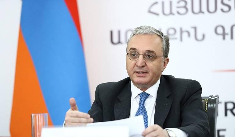 ՀՀ ԱԳ նախարար Զոհրաբ Մնացականյանի ելույթը Պաշտպանելու պատասխանատվության վերաբերյալ 12-րդ նախարարական հանդիպմանը