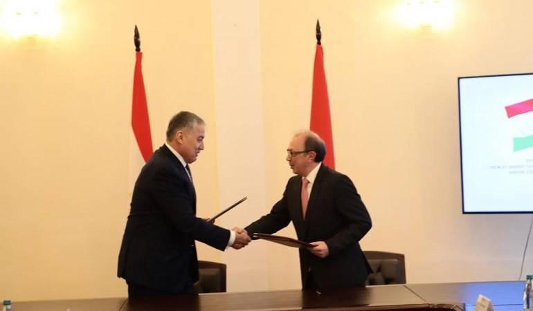 Состоялась встреча министров иностранных дел Армении и Таджикистана