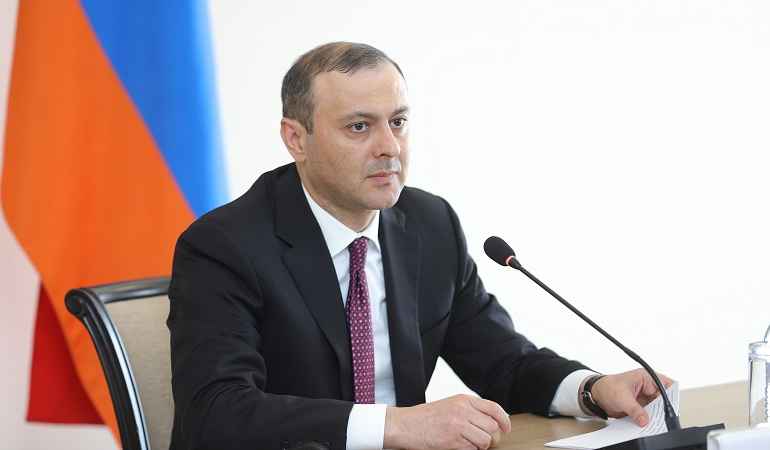 Statement by acting Minister of Foreign Affairs Armen Grigoryan at the High Level Political Forum on Sustainable Development under the auspices of the ECOSOC